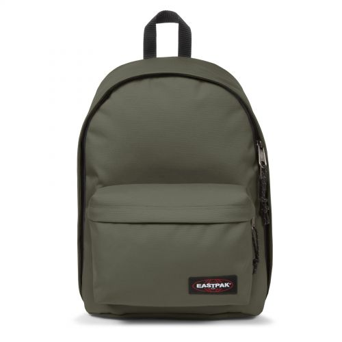 Out Of Office Cactus Khaki Backpacks by Eastpak