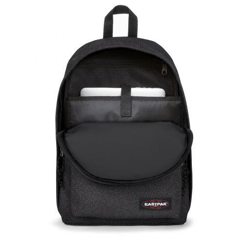 Out Of Office Spark Dark Backpacks by Eastpak