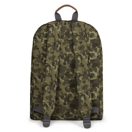 Out Of Office Graded Camo Backpacks by Eastpak