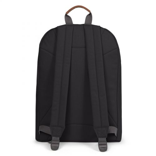 Out Of Office Graded Black Backpacks by Eastpak