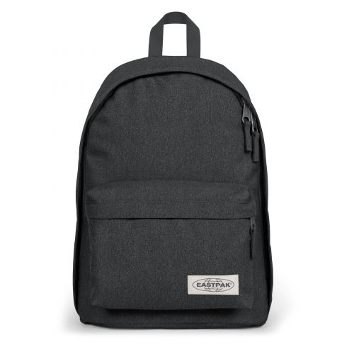 Out Of Office Muted Dark Backpacks by Eastpak