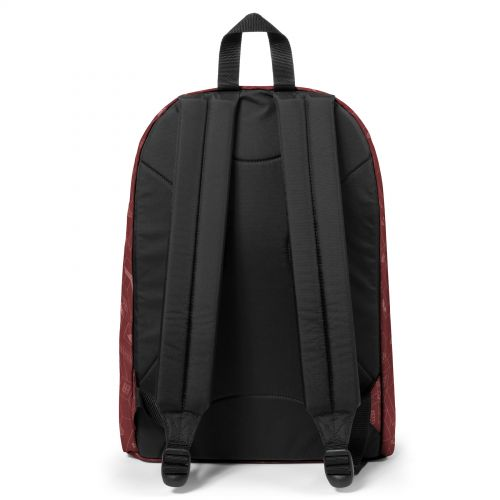 Out Of Office Blocks Brisk Backpacks by Eastpak