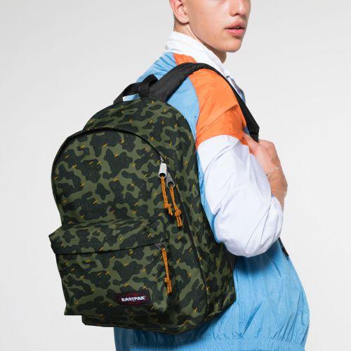 Out Of Office Peak Orange Backpacks by Eastpak - view 0