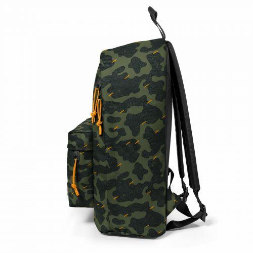 Out Of Office Peak Orange Backpacks by Eastpak