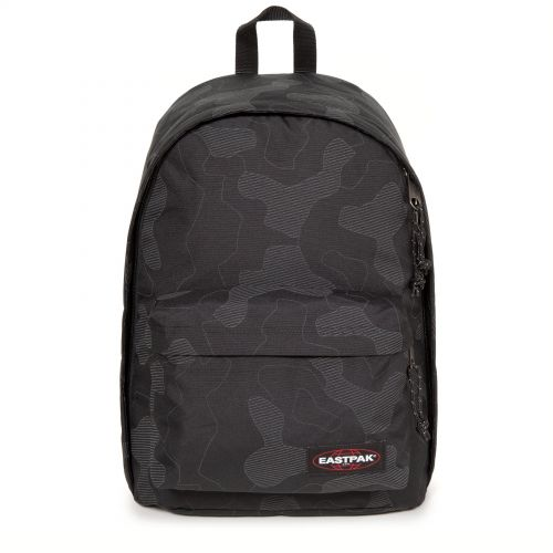 Out Of Office Reflective Camo Black