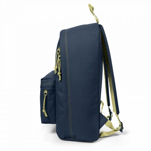 Out Of Office Blakout Stripe Icy Backpacks by Eastpak