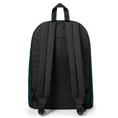 Out Of Office Dashing Pinstripe Backpacks by Eastpak