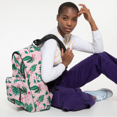 Out Of Office Tropic Pink Backpacks by Eastpak - view 0