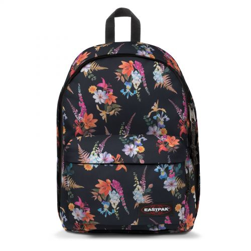 Out Of Office Tropic Black Backpacks by Eastpak - view 0