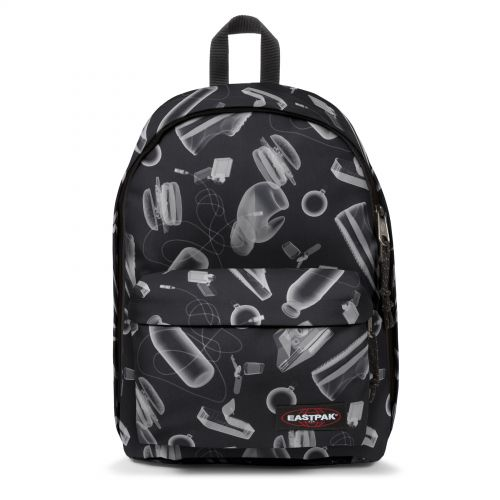Out Of Office Xray Black Backpacks by Eastpak