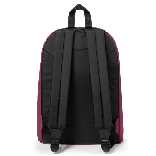 Out Of Office Crimson Burgundy Default Category by Eastpak