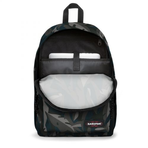 Out Of Office Leaves Dark Default Category by Eastpak