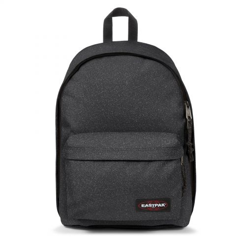 Out Of Office Sparkly Grey Default Category by Eastpak