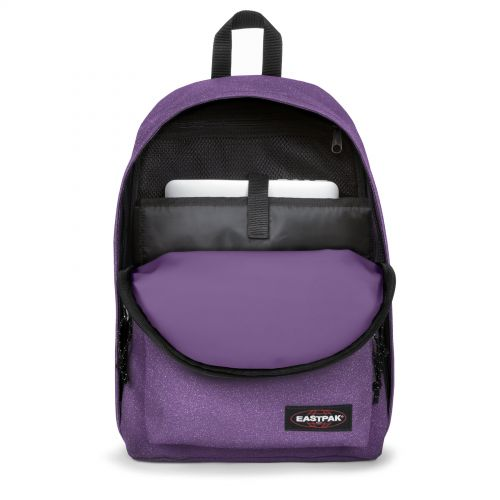 Out Of Office Sparkly Petunia Default Category by Eastpak