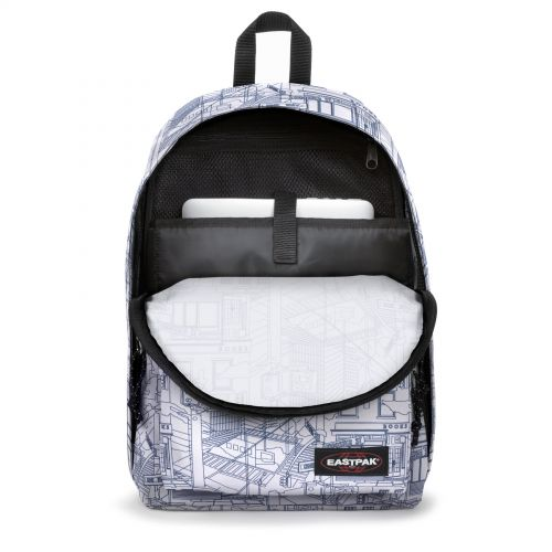 Out Of Office Master White Default Category by Eastpak