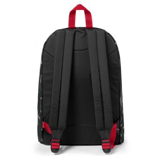 Out Of Office On Top Red Default Category by Eastpak