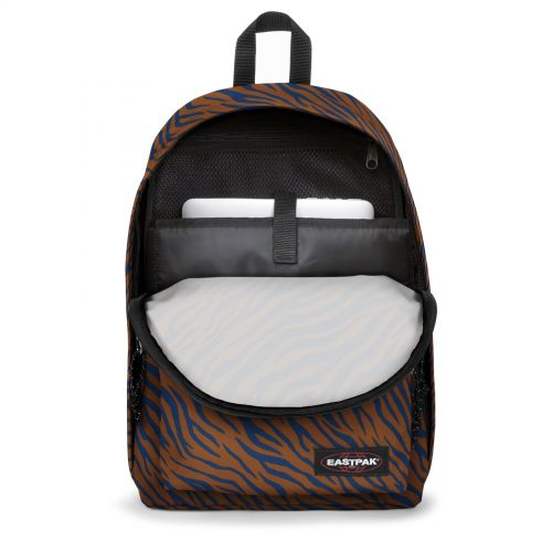 Out Of Office Safari Zebra Default Category by Eastpak