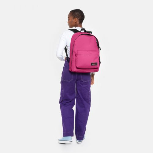 Out Of Office Pink Escape Backpacks by Eastpak