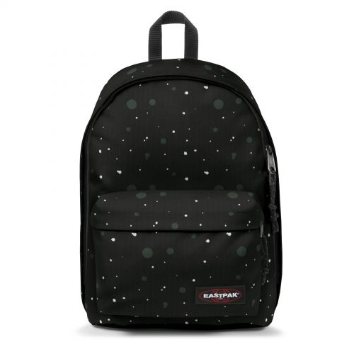 Out Of Office Splashes Dark Backpacks by Eastpak