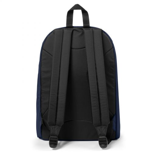 Out Of Office Wave Navy Backpacks by Eastpak