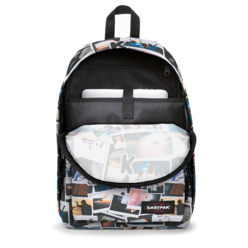 Out Of Office Post Horizon Backpacks by Eastpak