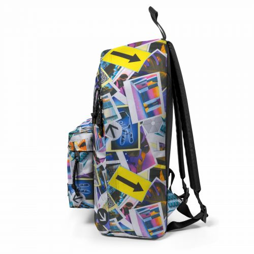 Out Of Office Post Garden Backpacks by Eastpak