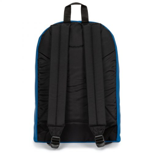 Out Of Office Mysty Embroider Backpacks by Eastpak