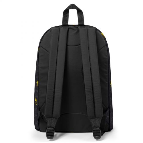 Out Of Office Peanuts Woodsto Backpacks by Eastpak