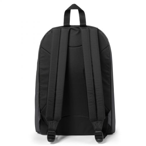 Out Of Office Iron Grey Backpacks by Eastpak