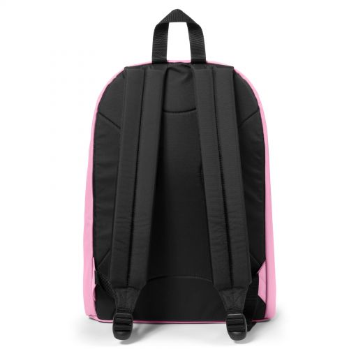 Out Of Office Peaceful Pink Backpacks by Eastpak