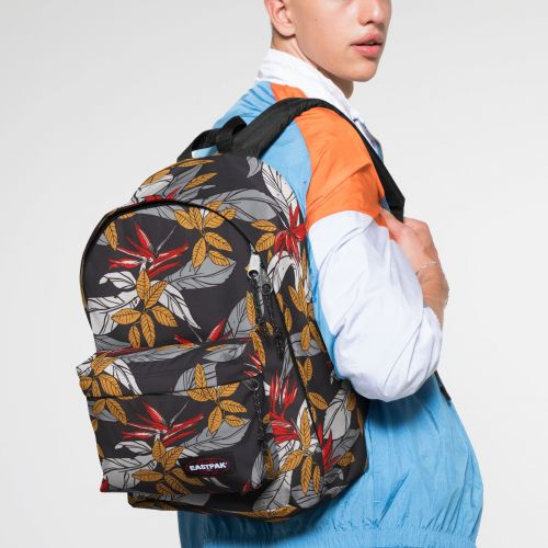 Out Of Office Brize Navy Backpacks by Eastpak