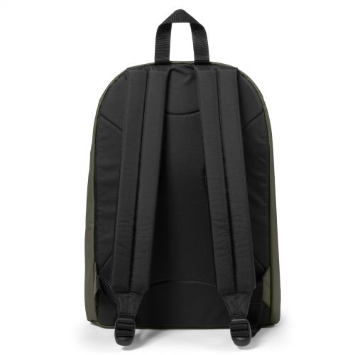 Out Of Office Crafty Olive Backpacks by Eastpak