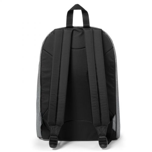 Out Of Office Glitsilver Backpacks by Eastpak