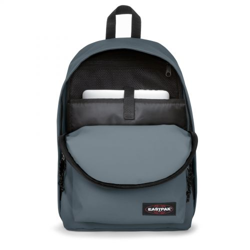 Out Of Office Afternoon Blue Backpacks by Eastpak