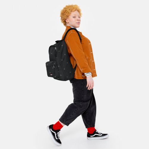 Out Of Office Line Black Backpacks by Eastpak - view 15