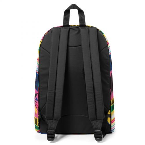 Out Of Office Wall Art Funk Backpacks by Eastpak