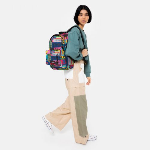 Out Of Office Wall Art Funk Backpacks by Eastpak - view 15