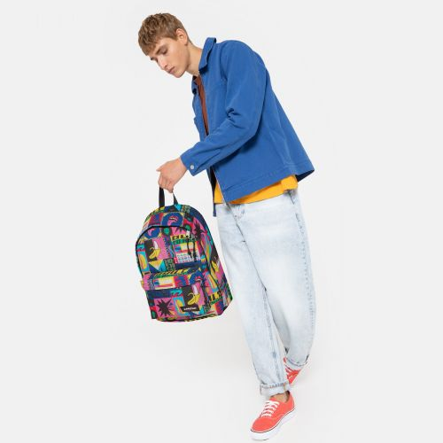 Out Of Office Wall Art Funk Backpacks by Eastpak - view 17