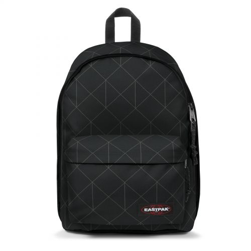 Out Of Office Geo Pyramid Backpacks by Eastpak