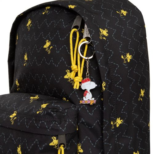 Out Of Office Peanuts Woodstock with keychain