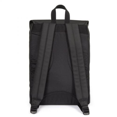 Ciera Matte Black Backpacks by Eastpak