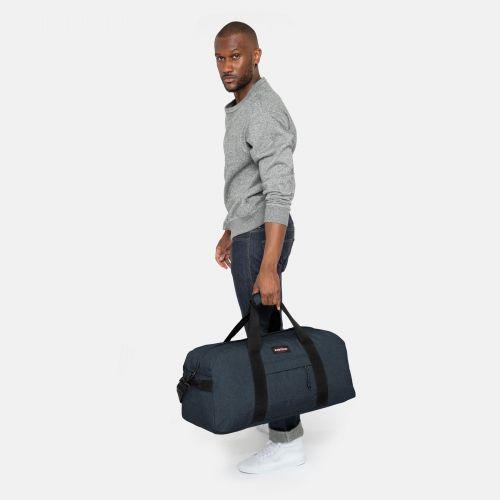 Station + Triple Denim Weekend & Overnight bags by Eastpak - view 1