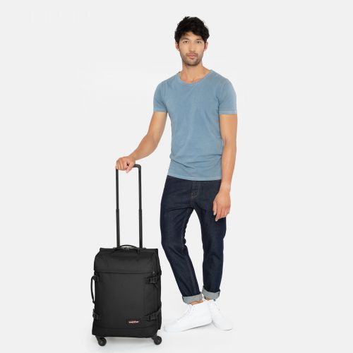 Trans4 S Black Luggage by Eastpak - view 5