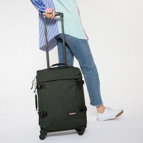 Trans4 S Crafty Moss Luggage by Eastpak