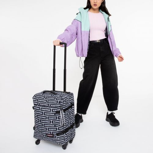 Trans4 S Bold Branded Luggage by Eastpak - view 0