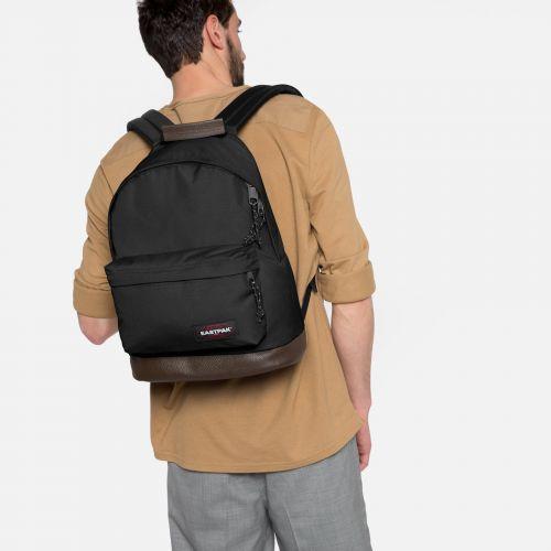 Wyoming Black Backpacks by Eastpak - view 5