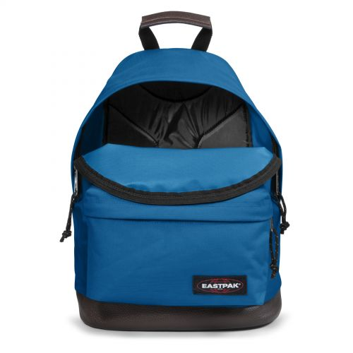 Wyoming Mysty Blue Backpacks by Eastpak
