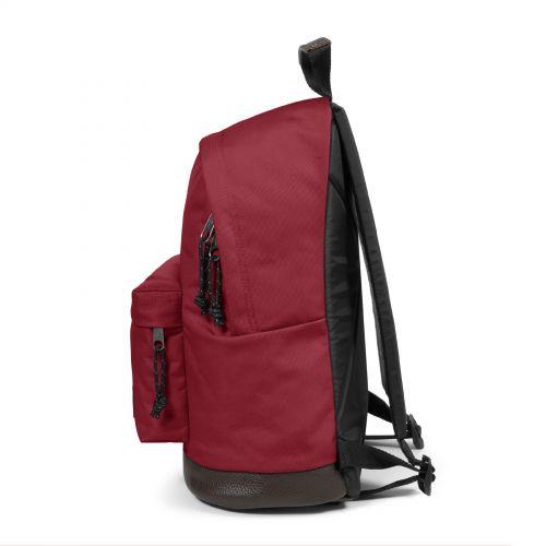 Wyoming Deep Burgundy Backpacks by Eastpak