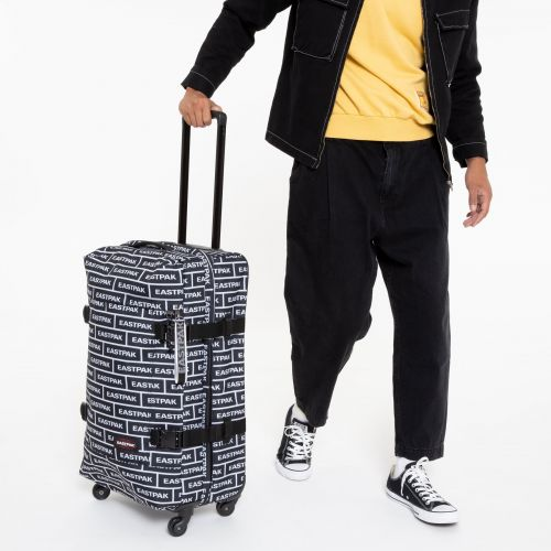 Trans4 M Bold Branded Luggage by Eastpak