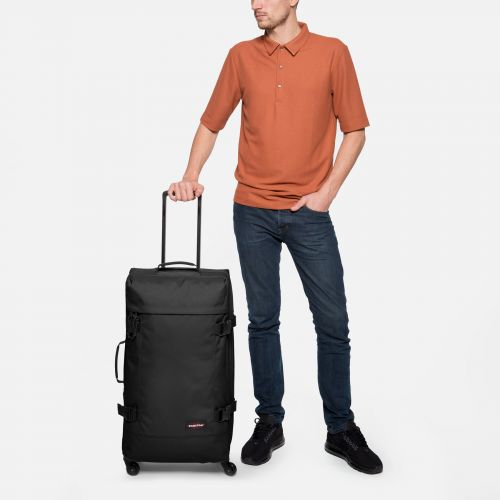 Trans4 L Black Large Suitcases by Eastpak - view 1